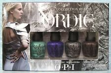 OPI NORDIC Little Northies 4-pc Mini Nail Polish Gift Set~N45, N47, N42, N44 NIB