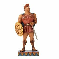 Disney Jim Shore 20th Anniversary Hercules Mythic Hero Figurine #4055406