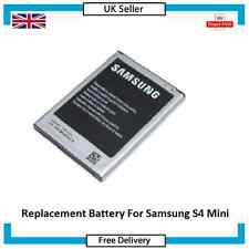 Replacement High Capacity Li-ion Battery For Samsung Galaxy S4 mini From UK