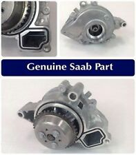 GENUINE SAAB 9-3 2.0 PETROL B207 WATER COOLANT PUMP NEW 12621284, 12630084