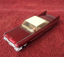 1959 Cadillac Coupe DeVille 1:43 Scale, Matchbox Dinky DY7