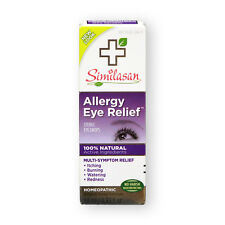 Similasan Allergy Eye Relief  Eye Drops10ml /0.33fl oz 100% Natural Homeopathic