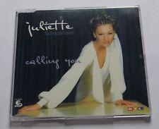 Juliette Schoppmann - Calling You - 4 trx Maxi CD