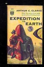 Arthur C. CLARKE - Expedition to Earth, Ballantine 1961