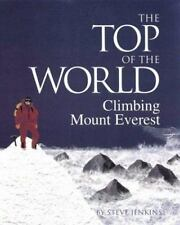 The Top of the World: Climbing Mount Everest-ExLibrary