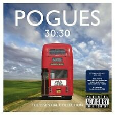 THE POGUES - 30 : 30 THE ESSENTIAL COLLECTION  2 CD 30 TRACKS ROCK BEST OF NEU