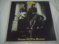 TANK-Power Of The Hunter JAPAN 1st.Press NWOBHM Iron Maiden Metallica Dammed