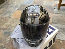 shoei RF-1100 Conqueror Full Face Helmet Size: XS Xtra Smal 53-54cm motorcycle