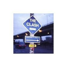 THE CLASH - FROM HERE TO ETERNITY  CD 17 TRACKS PUNK ROCK NEU