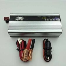Modifed sine Wave 1500W Auto 24V DC to AC 110V Power Adapter Inverter Converter