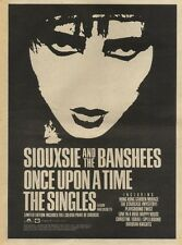 5/12/81PGN19 ADVERT: SIOUXSIE AND THE BANSHEES NEW ALBUM ONCE UPON A TIME