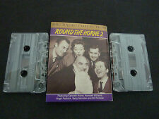 ROUND THE HORNE RARE DOUBLE CASSETTE TAPE! BILL PERTWEE HUGH PADDICK