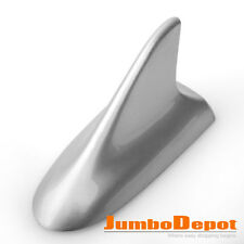 Silver Shark Fin Aerial Antenna Roof Mast Decoration For Nissan Altima 2005-2012