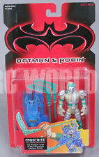 Kenner  BATMAN and ROBIN FROSTBITE *Mr Freeze* Ice Assault ACTION FIGURE   #T2