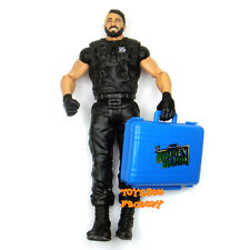 WWE Seth Rollins The Shield with MITB Briefcase Wrestling Action Figure Kid Toy