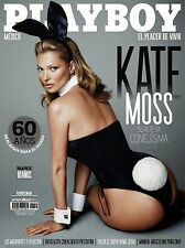 (D) PLAYBOY MEXICO KATE MOSS ENERO JANUARY 2014 PLAYBOY MEXICAN EDITION