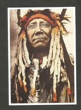CARTE POSTALE INDIEN AMERIQUE TWO MOON CHEYENNE