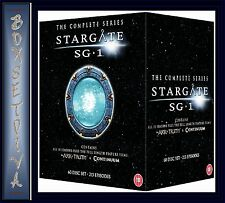 STARGATE SG -1 COMPLETE SERIES 1 - 10 ***BRAND NEW & SEALED DVD BOXSET**