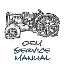 International Harvester Cub Cadet 3000 Lawn & Garden Service Manual