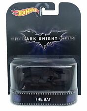 HOT WHEELS 1:64 Retro Entertainment ASSORTMENT K The Bat - The Dark Knight Rises