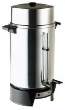 West Bend Commercial Coffee Urn, 100-Cup Maker, 33600, New, Free Shipping