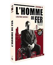 DVD L'HOMME DE FER SAISON 8 NEUF