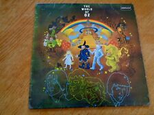 World Of Oz, The – The World Of Oz lp