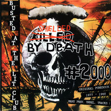 Busted At The Lit Club: Shielded By Death #2000  Sampler LP (2000/Incognito)