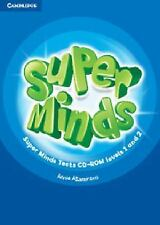Super Minds Levels 1 and 2 Tests CD-ROM by Annie Altamirano (2014, CD-ROM)