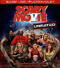 Scary Movie V (Blu-ray Disc, 2013) Not Include Dvd & Ultraviolet