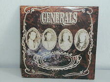 CD 5 titres GENERALS Welcome to my dream 143002 WM213 ( Reprise LED ZEPPELIN )