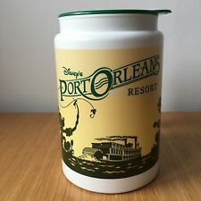 Disney Travel Mug Coffee Cup Port Orleans Resort Whirley USA