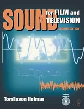 Sound for Film and Television, Second Edition (Book & CD-ROM)