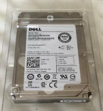"DELL 08JRN4 8JRN4 ST9900805SS 9TH066 6Gbps 2.5"" 900GB 10K SAS SERVEUR DISQUE DUR"