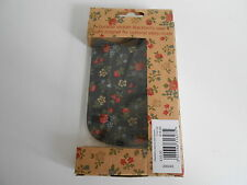 Cath Kidston Phone Case Cover Rare Print Bath Flowers Blackberry Phone Oilcloth