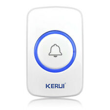 KERUI F51 433MHz Wireless SOS Button Emergency Alarm Door Bell Button For GSM PS