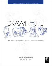 Drawn to Life: 20 Golden Years of Disney Master Classes: The Walt Stanchfield L.