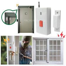 Magnetic Sensor Wireless Door Window Home Security Entry Burglar Alarm Detector