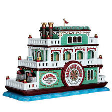 2016 Lemax Trees Lady Luck Casino Sears Exclusive Christmas Building Village