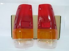 TAIL LIGHT LENS FOR MITSUBISHI MIGHTY MAX L200 PLYMOUTH PICKUP TRUCK 1979-1982