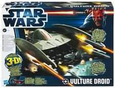 STAR WARS DISCOVER THE FORCE VULTURE DROID 3D CLASS 1 brand new christmas gift