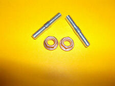 VESPA GTS 250 and GTV 250 7MM M7 EXHAUST STUDS AND NUTS
