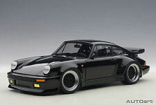 Autoart Porsche 911 (930) Turbo Wangan Midnight 1:18 Model Car 78156 Black Bird