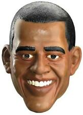 President Barack Obama Vinyl Full Adult Mask Democrat