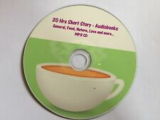 20 Hrs Short Story - Audiobook - general, food, nature, love and more MP3  CD