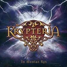 KRYPTERIA-IN MEDIAS RES  CD NEW