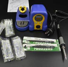FX-888D 70W 220V 50-60HZ Repair Electronic Digital LCD Soldering Station Iron