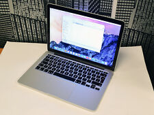Apple Macbook Pro 13 Retina A1502 i5-2.7GHz,8GB,128GB MF839B/A * 2015*1YR wnty *