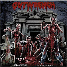 GUTWRENCH - Mausoleum...To Dwell & Rot In CD