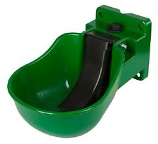 Drinking bowls Plastic green K50 Automatic drinker Horse trough Cattle Potions